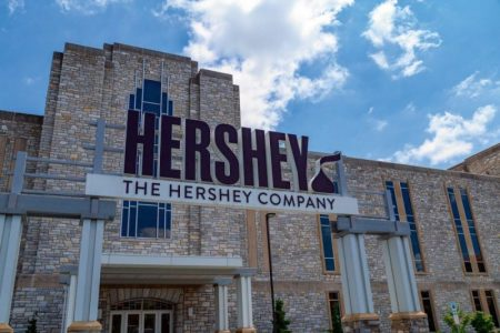 Hershey records positive financial year due to strong US market