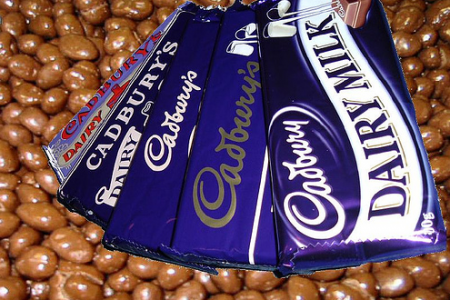 Cadbury and Mars top favourite global chocolate survey