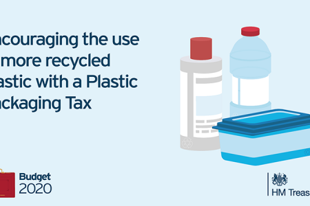 UK announces introduction of plastic packaging tax